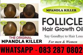 Hair growth oil on special