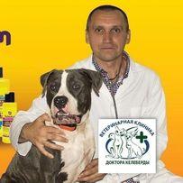 Ветеринарная клиника ФОП Келеберда всегда рады помочь Вашему питомцу!