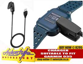 garmin chargers and straps suitable replacements