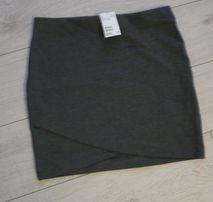 spodniczka szara H&M