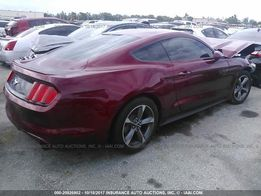 Разборка запчасти Ford Mustang купе кабриолет 2015 2016 2017 2018. 2,3