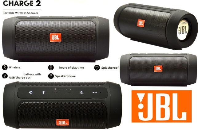 Портативная STEREO Колонка JBL Charge 2 Bluetooth MP3 FM USB Краматорск - изображение 1