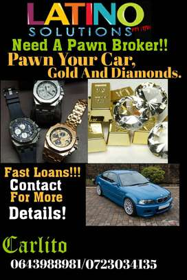 We Buy Or You Can Pawn