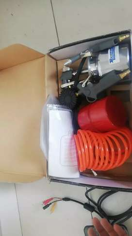 Its a full kit Air Pump,Buyer contact  me ASAP