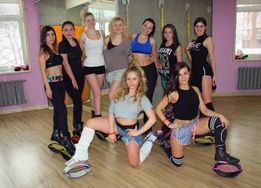 Фитнесс Kangoo Jumps!