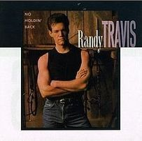 RANDY TRAVIS No Holdin' Back cd