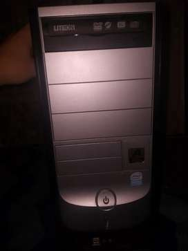 old office pc for sale not in fully working condition