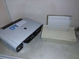 Canon PIXMA copier printer scanner HP deakjet 400