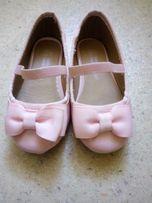 Туфельки розовые