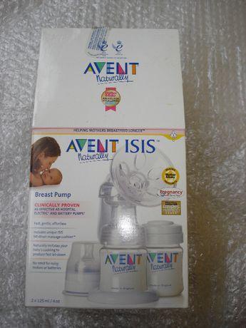 Молокоотсос механический ручной Avent Isis Киев - изображение 2
