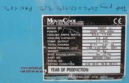 Japoński Klimatyzator przenośny Klimatyzacja MovinCool 1,7 1,1 4,4 kW