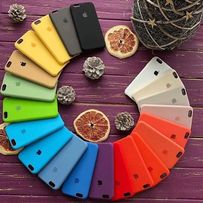 Apple Silicone Case чехол для айфона iPhone 5/6/s/6+/7/7+/8/8+/X s Max