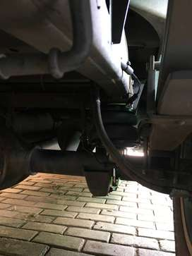 Amarok Air Helper suspension