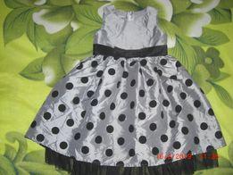 нарядноое шикарное платье