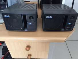 Ancher speakers