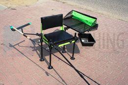 Siedzisko wędkarskie method feeder krzesło wyczynowe MIKADO CLR