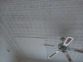Lead Ceiling Antique 180 sqm 18k