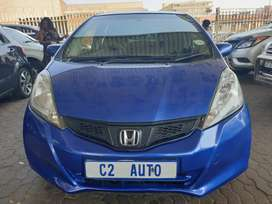 2013 Honda Jazz 1.6 Manual