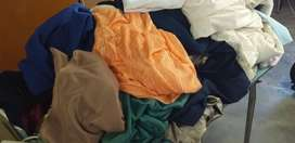 Large amount of Cloth Materials