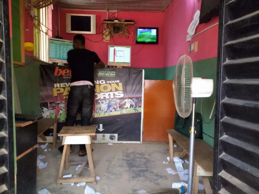 Bet9ja acct, and shop for sale @ikd 0