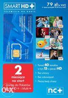 Польська картка до супутникового тюнера -- SMART HD+