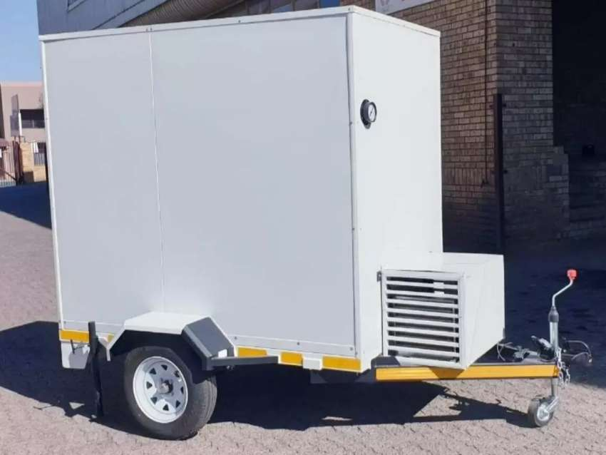Mobile Coolers and freezers for sale 0