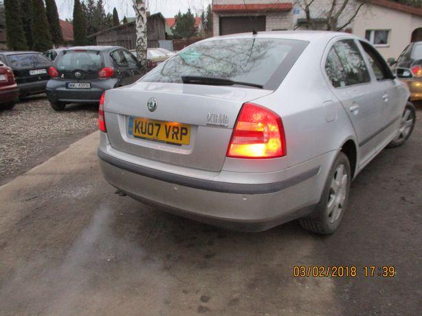 Zderzak tył kompletny z belką,czujniki parkowania, ładny W-wa kol:9101 Warszawa - image 5