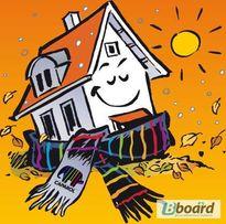 Утепление фасадов (декоративная штукатурка, малярные работы)