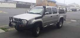 Toyota hilux 4x4 desiel one owner good condition