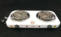 Плита электрическая/электроплита/плитка настольная двухкомфорочная