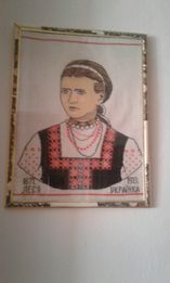 Вишивка портрет