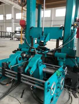 I BEAM, H Beam , T BEAM 3-in-one machine for assembly- welding- straig