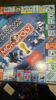 Монополия Hasbro (оригинал), made in France.