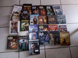 DVD movies for sale R70 each