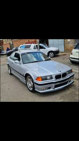 BMW E36 M3 COUPE MANUAL 6 SPEEDV