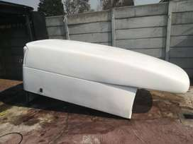 Toyota Hilux Courier Canopy
