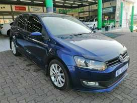 2011 Volkswagen Polo Hatch 1.6