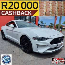 2020 Ford Mustang 5.0 GT Fastback