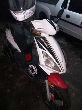 Jonway 125cc scooter
