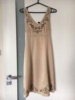 Elegancka sukienka - r. 34 marki: Vero Moda