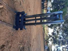 Tractor forklift