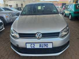 2018 VW Polo Vivo 1.4 Trendline