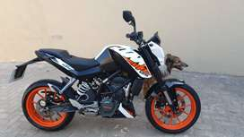 Good bike with  power . Selling becuase i got a car no use for it