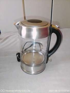 @home glass kettle