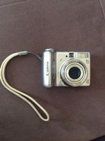 Фотоапарат Canon PowerShot A570 is