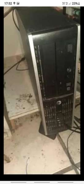 Dell slimline i3 with 210 graphics card 2nd gen