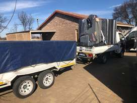 Rubble removals , furniture removals