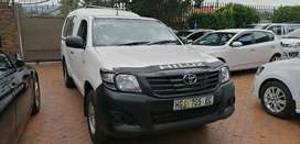 2012 Toyota Hilux 2.7 VVTI single Cab