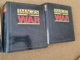 Images of war 1-78 + Christmas commerative edition + 50th Anniversary