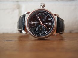 Longines Heritage Avigation Oversize Crown Chrono
